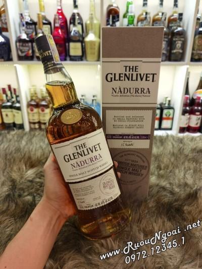 Rượu Glenlivet Nanura Oloroso Matured