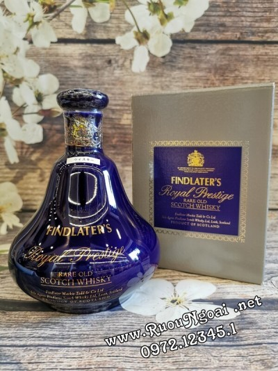 Rượu Findlater's Royal Prestige
