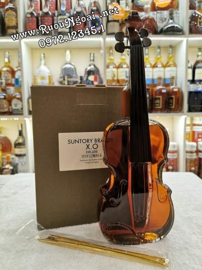 Rượu Suntory Brandy XO Violin