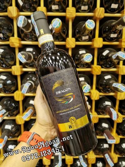 Rượu Vang DRAGON NEGROAMARO DEL SALENTO