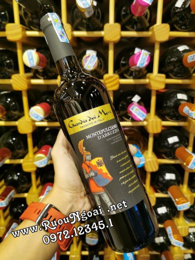 Rượu Vang Guardia Dei Mori Montepulciano